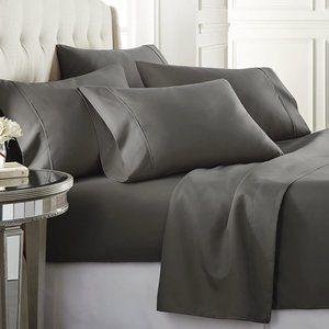 Luxury Soft Premium Hypoallergenic Bed Sheets